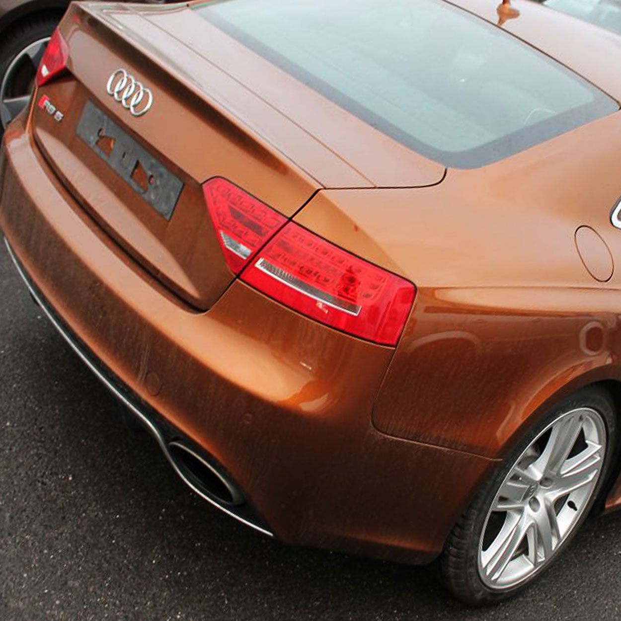 Audi RS5 8T Coupe